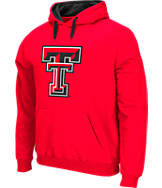 Men's Stadium Texas Tech Red Raiders College Cotton Pullover Hoodie