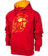 Men's Colosseum USC Trojans College Cotton Pullover Hoodie