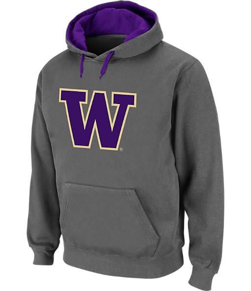 Men's Stadium Washington Huskies College Cotton Pullover Hoodie