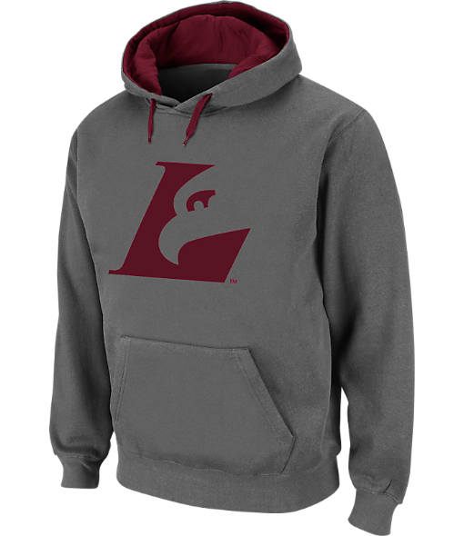 Men's Stadium Wisconsin - LaCrosse Eagles College Cotton Pullover Hoodie
