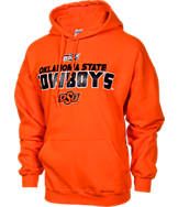 Men's Oklahoma State Cowboys College Cotton Pullover Hoodie