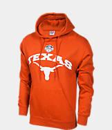 Men's Texas Longhorns College Cotton Pullover Hoodie