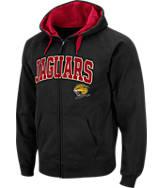 Men's Stadium IUPUI Jaguars College Cotton Full Zip Hoodie
