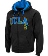 Men's Stadium UCLA Bruins College Cotton Full Zip Hoodie