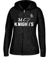 Women's J. America Central Florida Knights College Full-Zip Hoodie
