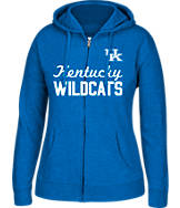 Women's J. America Kentucky Wildcats College Full-Zip Hoodie