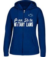 Women's J. America Penn State Nittany Lions College Full-Zip Hoodie