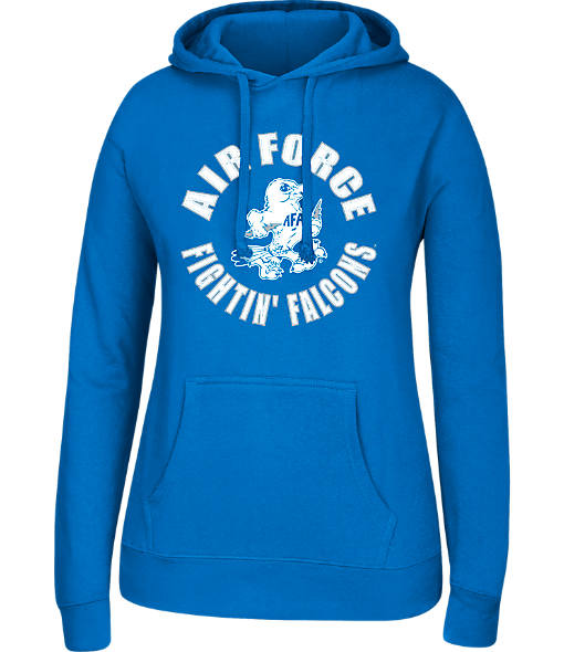 Women's J. America Air Force Academy Falcons College Cotton Pullover Hoodie