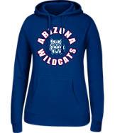 Women's J. America Arizona Wildcats College Cotton Pullover Hoodie