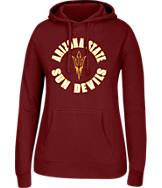 Women's J. America Arizona State Sun Devils College Cotton Pullover Hoodie