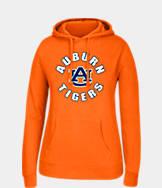Women's J. America Auburn Tigers College Cotton Pullover Hoodie