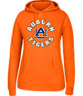 Women's J. America Auburn Tigers College Cotton Pullover Hoodie