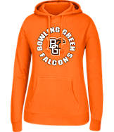 Women's J. America Bowling Green Falcons College Cotton Pullover Hoodie