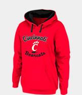 Women's Stadium Cincinnati Bearcats College Cotton Pullover Hoodie
