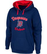 Women's Stadium Duquesne Dukes College Cotton Pullover Hoodie