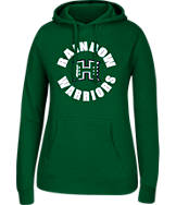 Women's J. America Hawaii Warriors College Cotton Pullover Hoodie