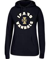Women's J. America Idaho Vandals College Cotton Pullover Hoodie