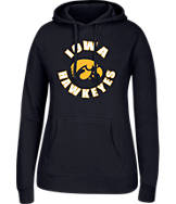 Women's J. America Iowa Hawkeyes College Cotton Pullover Hoodie