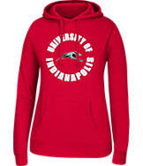 Women's J. America Indianapolis Greyhounds College Cotton Pullover Hoodie