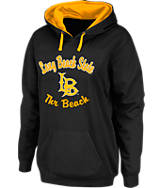 Women's Stadium Long Beach State 49ers College Cotton Pullover Hoodie