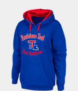 Women's Stadium Louisiana Tech Bulldogs College Cotton Pullover Hoodie
