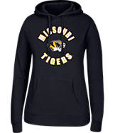 Women's J. America Missouri Tigers College Cotton Pullover Hoodie