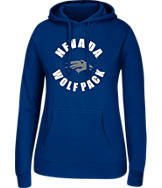 Women's J. America Nevada Wolf Pack College Cotton Pullover Hoodie