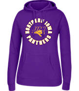 Women's J. America Northern Iowa Panthers College Cotton Pullover Hoodie
