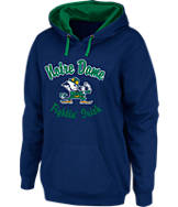 Women's Stadium Notre Dame Fighting Irish College Cotton Pullover Hoodie