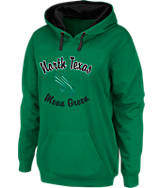 Women's Stadium North Texas Mean Green College Cotton Pullover Hoodie