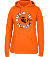 Women's J. America Oregon State Beavers College Cotton Pullover Hoodie