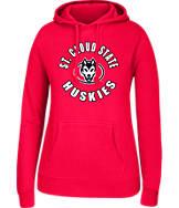 Women's J. America St. Cloud State Huskies College Cotton Pullover Hoodie