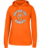 Women's J. America Sam Houston State Bearkats College Cotton Pullover Hoodie