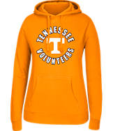 Women's J. America Tennessee Volunteers College Cotton Pullover Hoodie