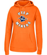 Women's J. America UTEP Miners College Cotton Pullover Hoodie