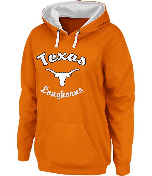 Women's Stadium Texas Longhorns College Cotton Pullover Hoodie