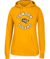 Women's J. America Towson Tigers College Cotton Pullover Hoodie
