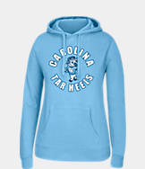 Women's J. America North Carolina Tar Heels College Cotton Pullover Hoodie