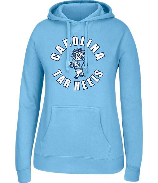 Women's J. America North Carolina Tar Heels College Cotton Pullover Hoodie