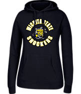 Women's J. America Wichita State Shockers College Cotton Pullover Hoodie