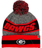Top Of The World Georgia Bulldogs College Cumulus Knit Beanie Hat