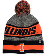 Top Of The World Illinois Fighting Illini College Cumulus Knit Beanie Hat