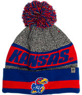 Top Of The World Kansas Jayhawks College Cumulus Knit Beanie Hat