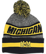 Top Of The World Michigan Wolverines College Cumulus Knit Beanie Hat