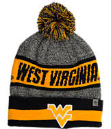 Top Of The World West Virginia Mountaineers College Cumulus Knit Beanie Hat