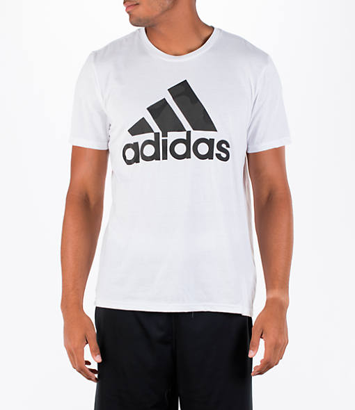 Men's adidas Badge of Sport Classic Camo T-Shirt