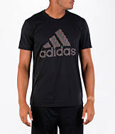 Men's adidas Badge of Sport Rainbow T-Shirt