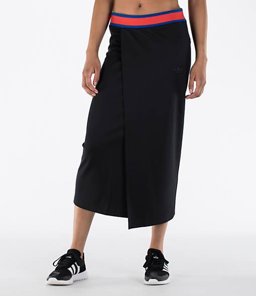 Women's adidas Originals Embellished Arts Long Skirt