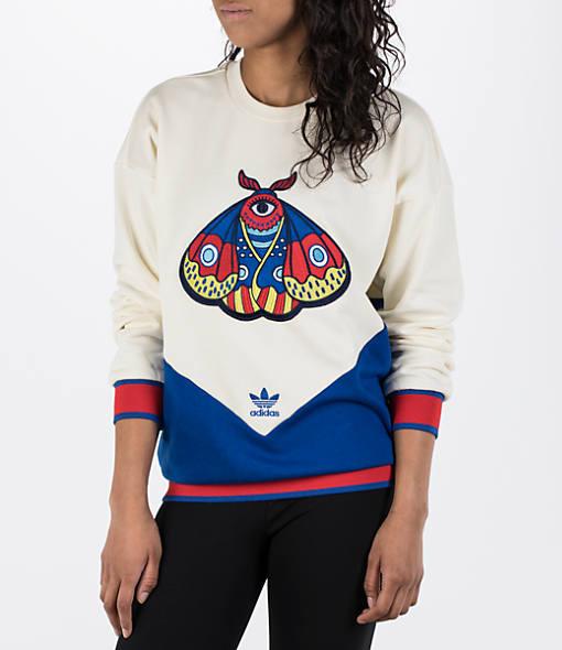Women's adidas Originals Embellished Arts Crew Sweatshirt