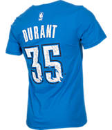 Men's adidas Oklahoma City Thunder NBA Kevin Durant Nickname T-Shirt